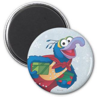 Holiday Gonzo Fridge Magnets