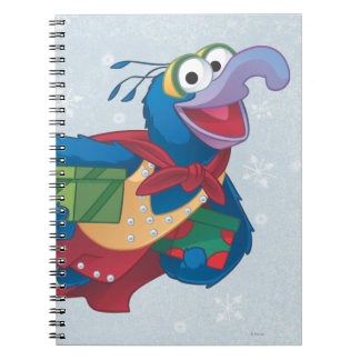 Holiday Gonzo Note Book
