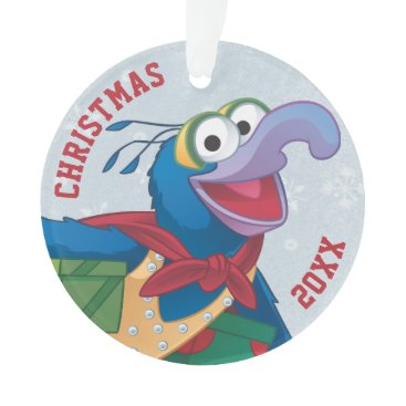 Disney Themed Holiday Gonzo Ornament