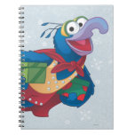 Holiday Gonzo Spiral Notebook