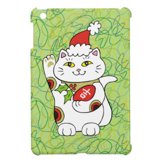 Holiday Good Luck iPad Mini Cover