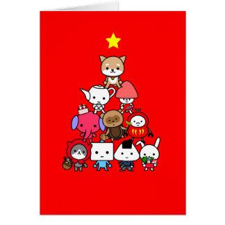 Holiday Greeting Card - Holiday Tree
