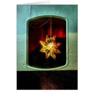 Holiday Greeting Card - Swedish Star