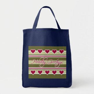 Holiday Greetings bag