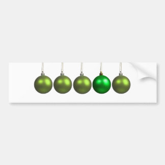 holiday greetings bumper sticker