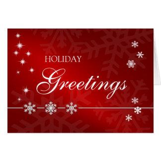Holiday Greetings - Christmas Card