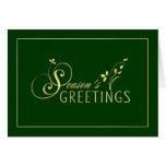 Holiday Greetings - Executive Greeting Cards