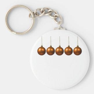 holiday greetings keychain