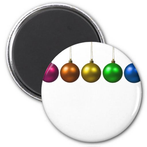 holiday greetings magnet