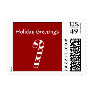 Holiday Greetings Stamp
