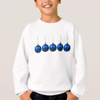 holiday greetings sweatshirt