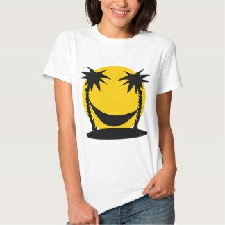 holiday hammock icon t shirt
