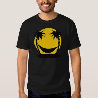 holiday hammock icon tee shirt