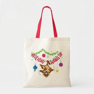 Holiday Hang Up Tote Bag