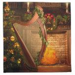 Holiday Harp Napkins