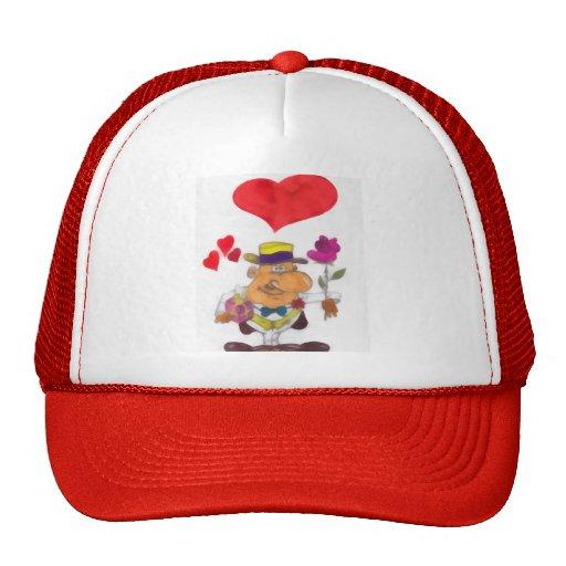 Holiday Mesh Hats