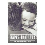 HOLIDAY HEADLINE   HOLIDAY PHOTO CARD CUSTOM INVITATIONS