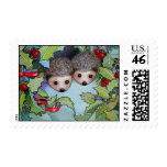 Holiday Hedgehogs Postage