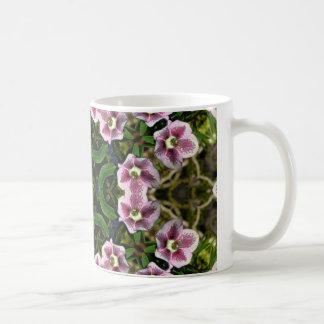Holiday Hellebore Classic White Coffee Mug