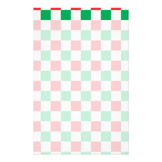 Holiday Hipster Stationery
