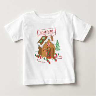 Holiday Hoarders Baby T-Shirt