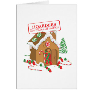 Holiday Hoarders Card