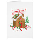 Holiday Hoarders Greeting Card