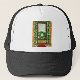 Holiday Home Trucker Hat