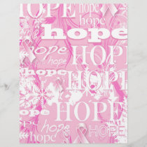 Holiday Hope Breast Cancer Awareness Products