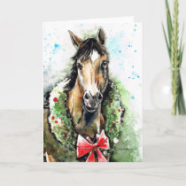 Holiday Horse Christmas Cards