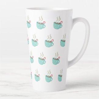 Holiday Hot Cocoa Mug