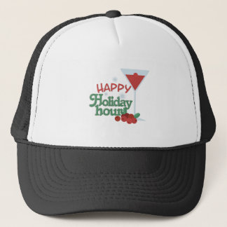 Holiday Hour Trucker Hat