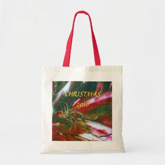"""""""HOLIDAY HUES""""tote/gift bag"""