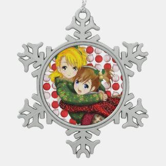 Holiday Hugs Ornament