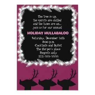 Holiday Hullabaloo Card