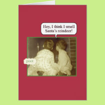 Holiday Humor Card