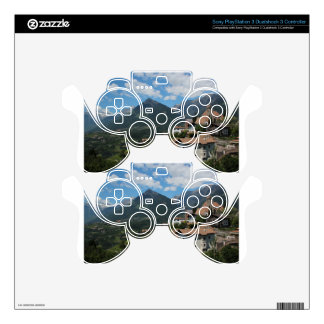 Holiday in Italy PS3 Controller Decal