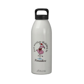 Holiday In Paradise Drinking Bottle