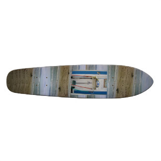 holiday in tuscany skateboard deck