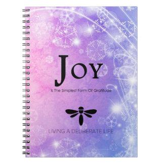 Holiday Inspiration Notebook - Joy