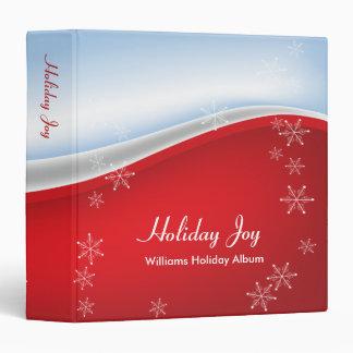 Holiday Joy Binder