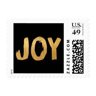 Holiday Joy Christmas Holiday Postage