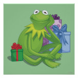 Holiday Kermit 3 Posters
