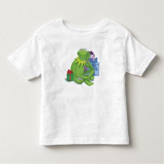 Holiday Kermit 3 Toddler T-shirt