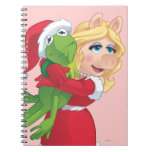 Holiday Kermit and Miss Piggy Journals