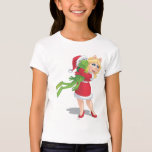 Holiday Kermit and Miss Piggy T-Shirt