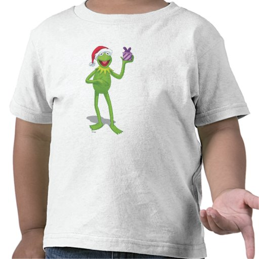 Holiday Kermit T Shirt