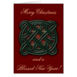 Holiday Knot Greeting Cards