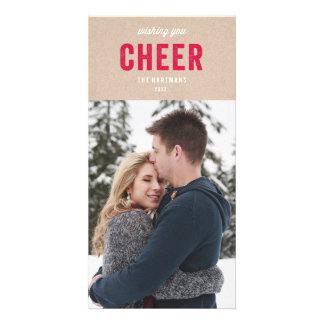 Holiday Kraft Card