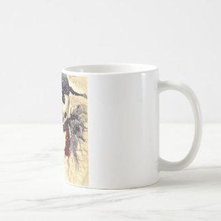 Holiday Let it Snow Adorable Snowman Coffee Mug